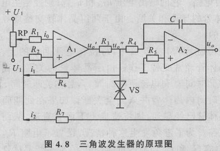 积分运算电路rp
